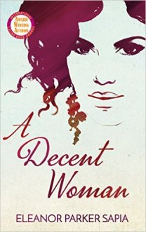 NEW BOOK COVER A DECENT WOMAN JUNE 2016